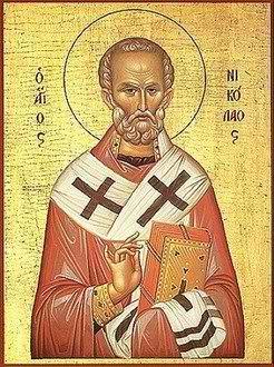 Sfîntul Nicolae, Arhiepiscopul din Mira Lichiei